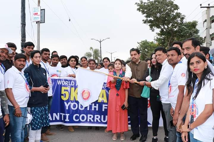 2019 Anti corruption day walk