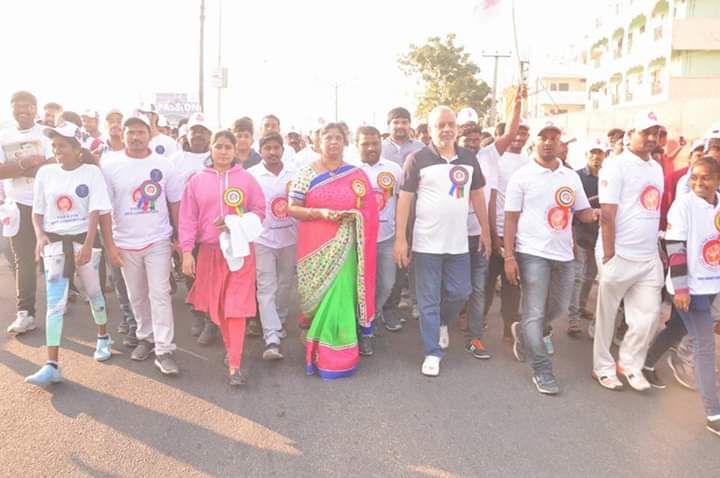 2015 Anti corruption day walk